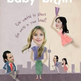 Baby Brain Poster